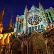 Chartres en lumière, l'évenement immanquable !